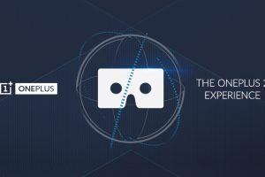 L'officialisation du OnePlus 2 en réalité virtuelle