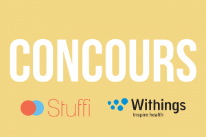 Concours Withings Stuffi