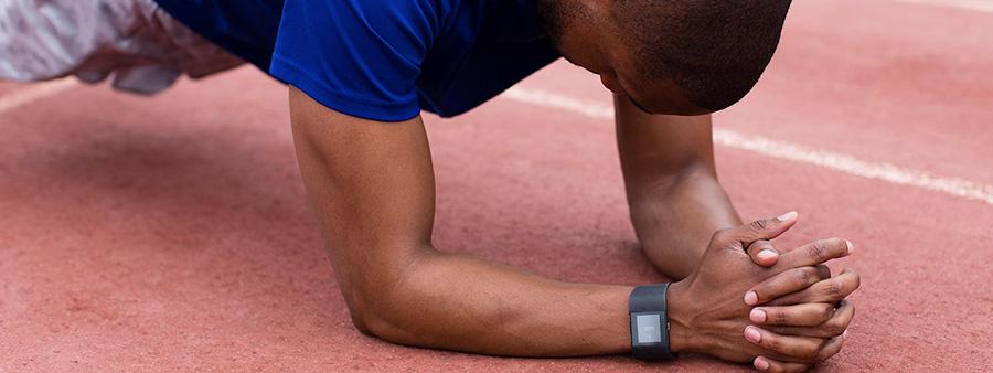 Fitbit Surge Surperman