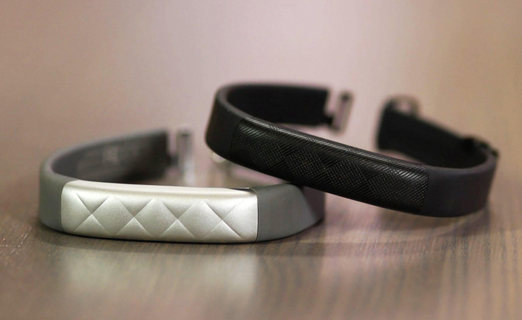 Comparatif Jawbone UP2, UP3 et UP4