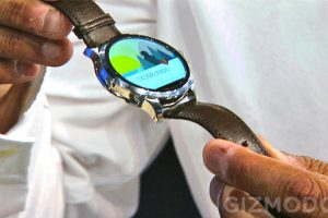 Smartwatch Fossil et Intel