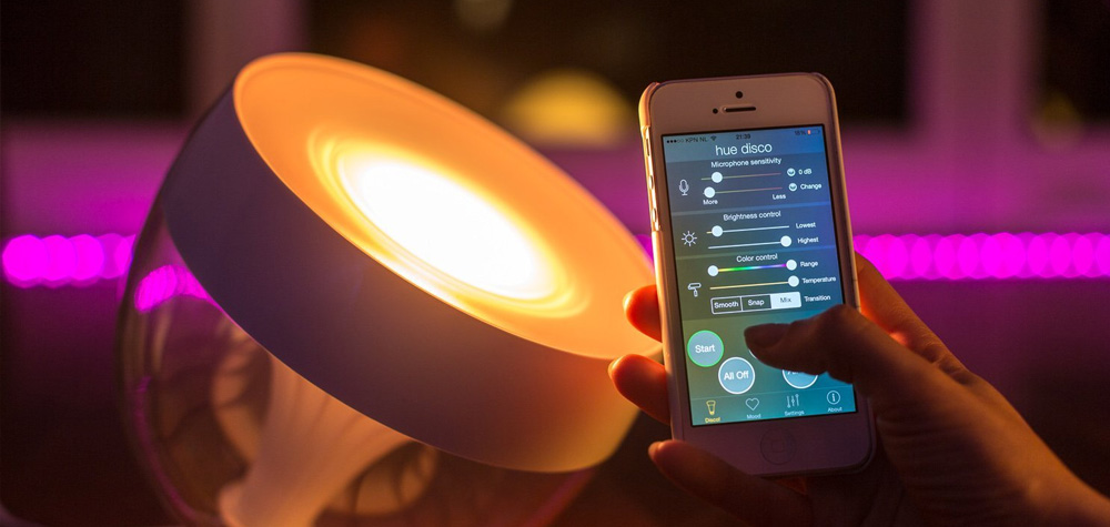 Philips Hue LivingColors (Iris)
