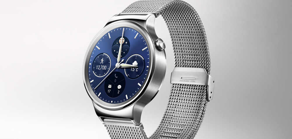 Huawei Watch Grise
