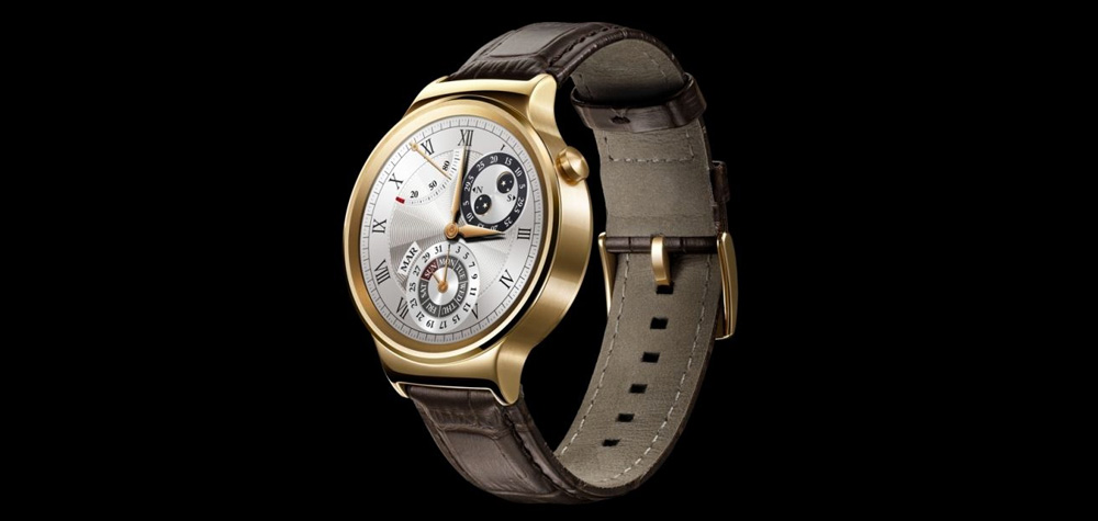 Huawei Watch Or