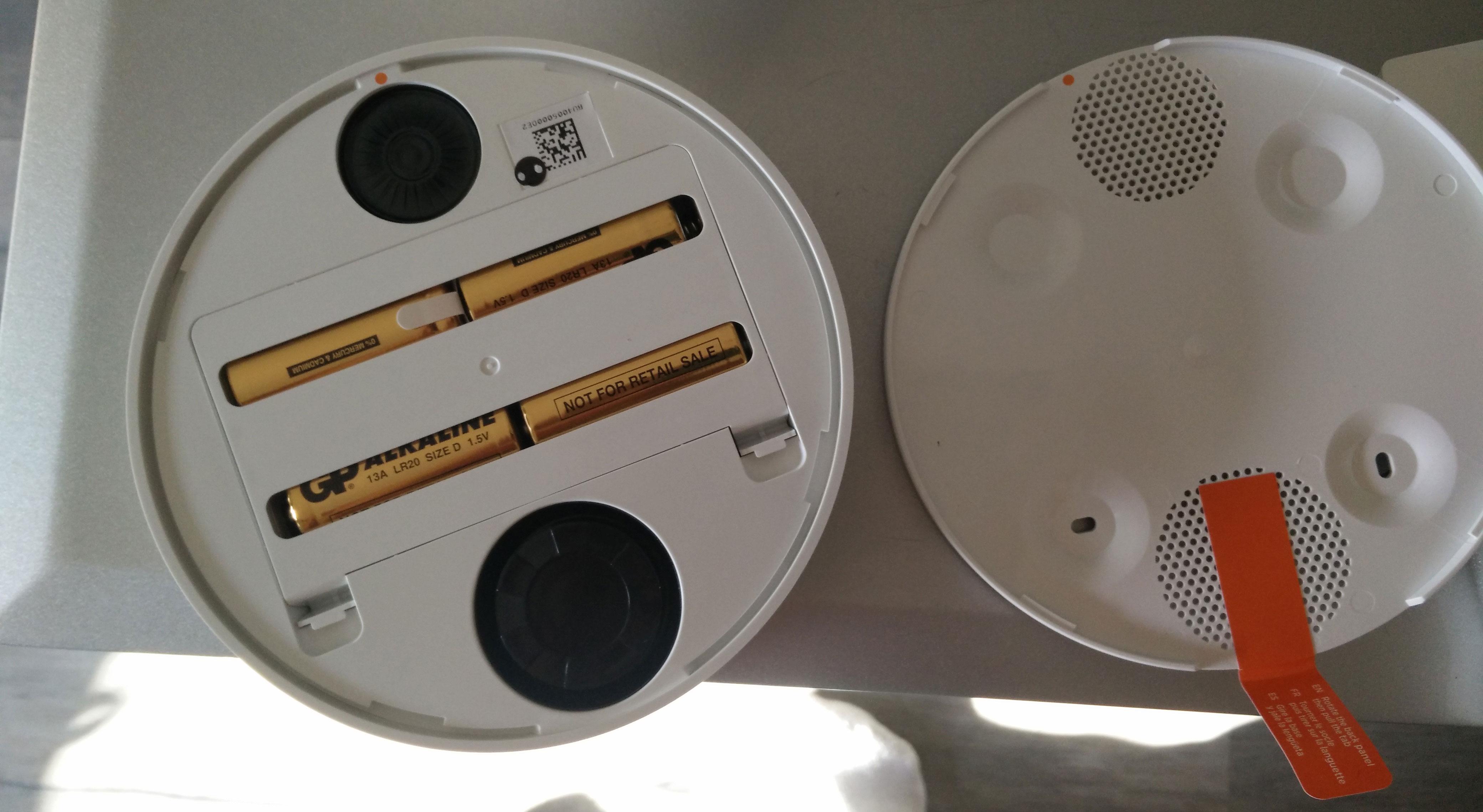 Test du syst me d 39 alarme myfox for Sirene exterieure myfox