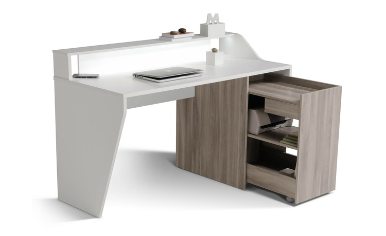 la camif lance le bureau connect. Black Bedroom Furniture Sets. Home Design Ideas