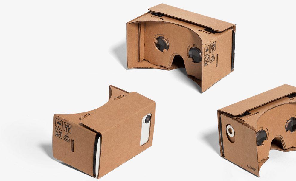 La V2 du Google Cardboard