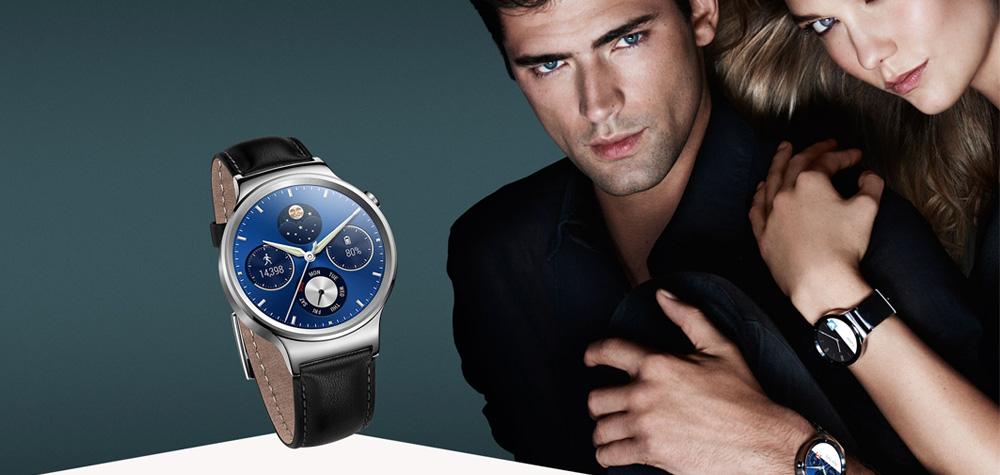 Huawei Watch : Avis, prix et caractéristisques