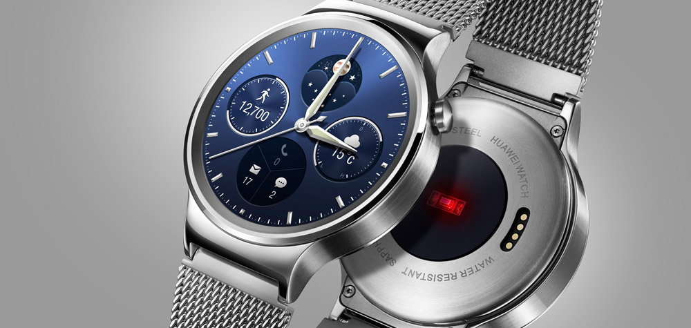 huawei watch avis prix et caract ristiques de la smartwatch. Black Bedroom Furniture Sets. Home Design Ideas