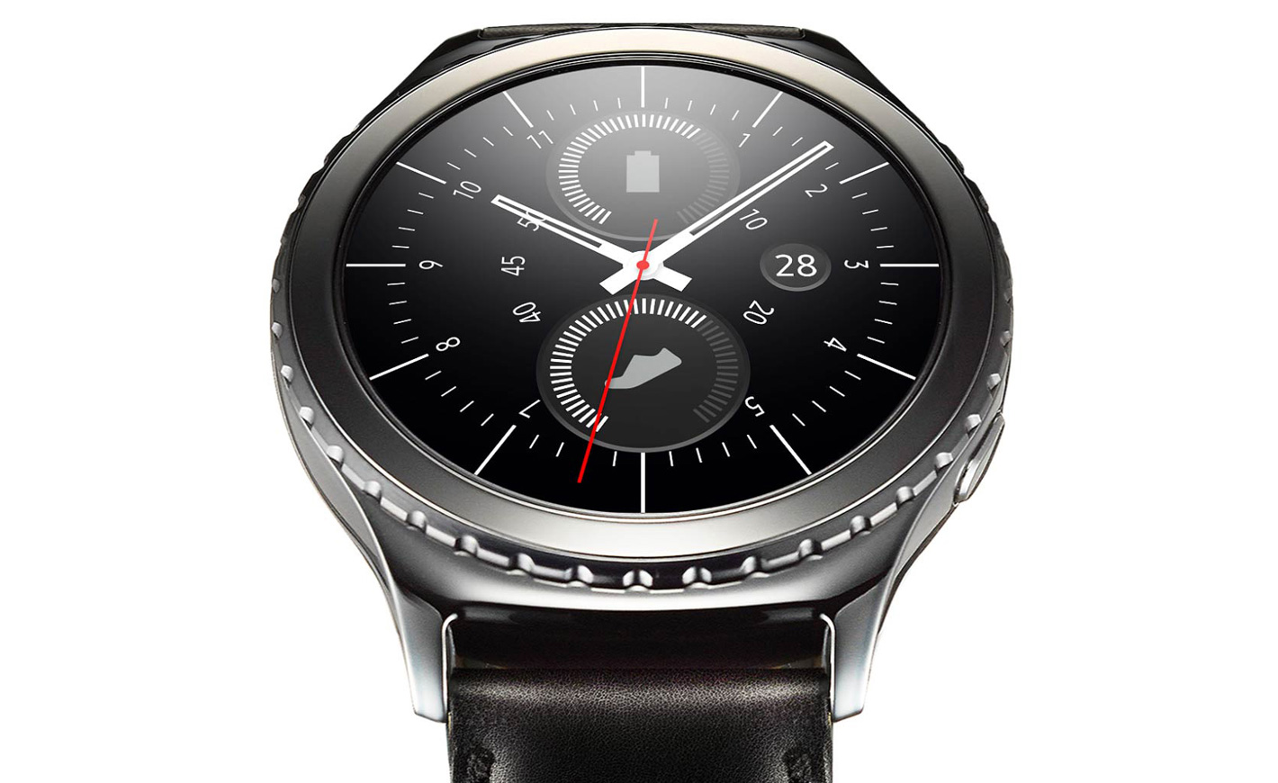 samsung gear s2 avis prix et caract ristiques de la montre. Black Bedroom Furniture Sets. Home Design Ideas