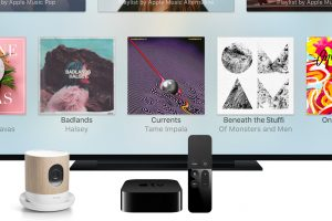 La Withings Home est compatible Apple TV4