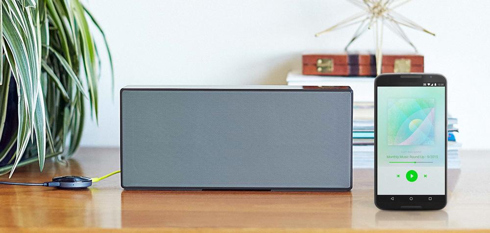 Google Music Chromecast Audio