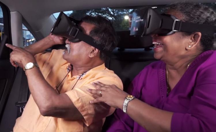 Audi fait découvrir Singapour en réalité virtuelle