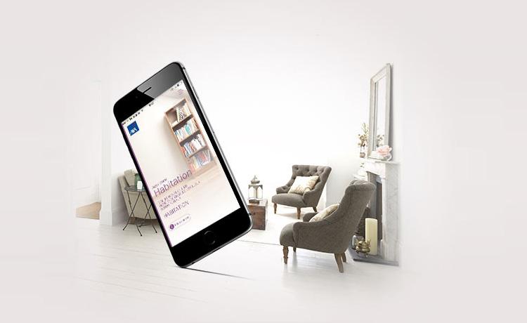 le programme maison connect e axa voit le jour. Black Bedroom Furniture Sets. Home Design Ideas