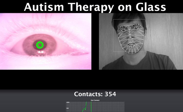 Les Google Glass pour étudier l'autisme