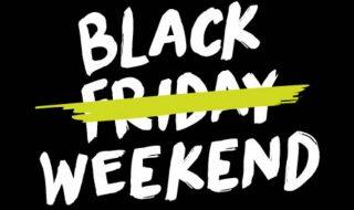 Week-end Black Friday