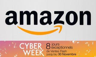 Cyber Week Amazon