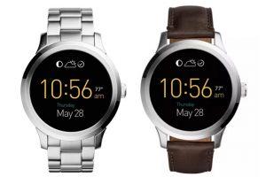 La smartwatch Fossil est disponible