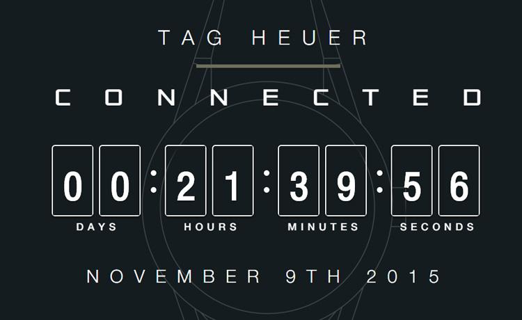 La montre connectée TAG Heuer vendue 15.000$
