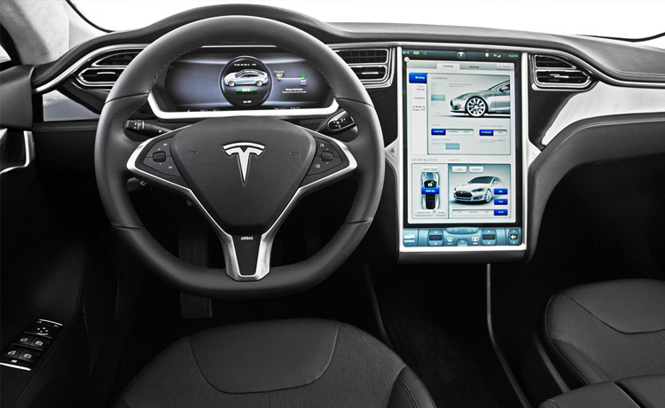 la tesla 39 model 3 39 sera officialis e en mars 2016. Black Bedroom Furniture Sets. Home Design Ideas