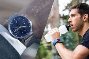 Huawei Watch Fitbit Surge