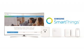 SmartThings integré dans les Smart TV Samsung
