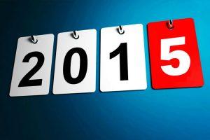 Rétrospective 2015