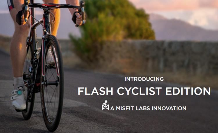 Misfit Flash pour cycliste