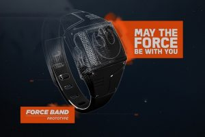 Le ForceBand de Sphero