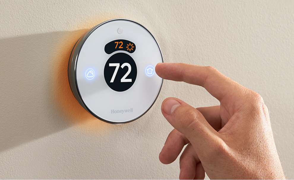 Le thermostat intelligent Lyric