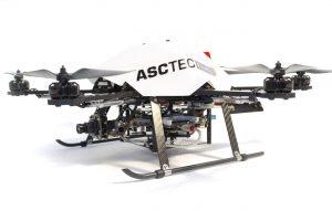 Un drone Ascending Technologies