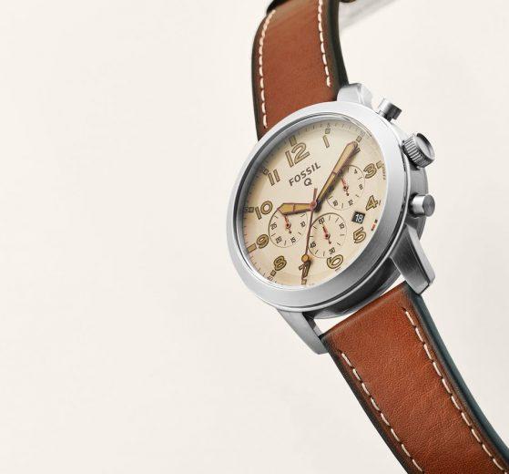 La Fossil Q54 Pilot smartwatches