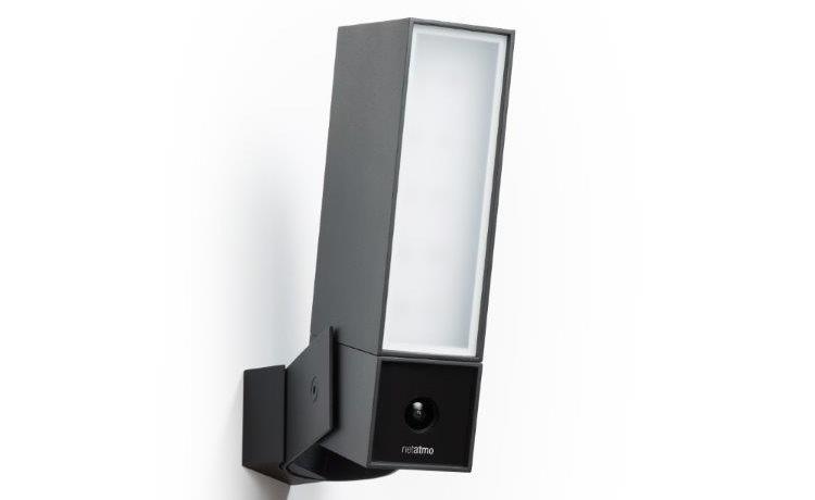 netatmo presence une cam ra pour s curiser son ext rieur. Black Bedroom Furniture Sets. Home Design Ideas