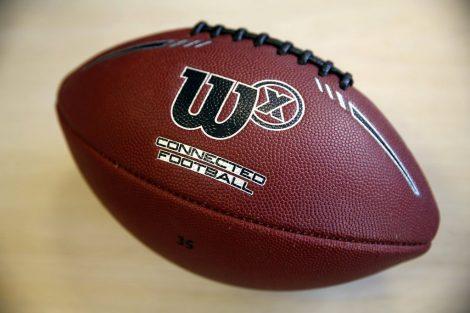 Le Wilson X Connected Football