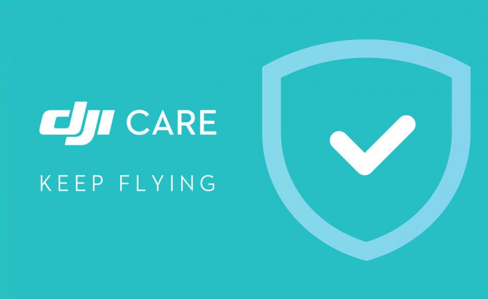 Logo de DJI Care