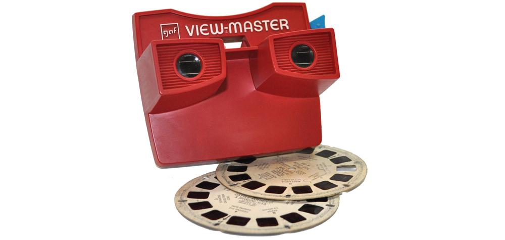 Le premier View-Master
