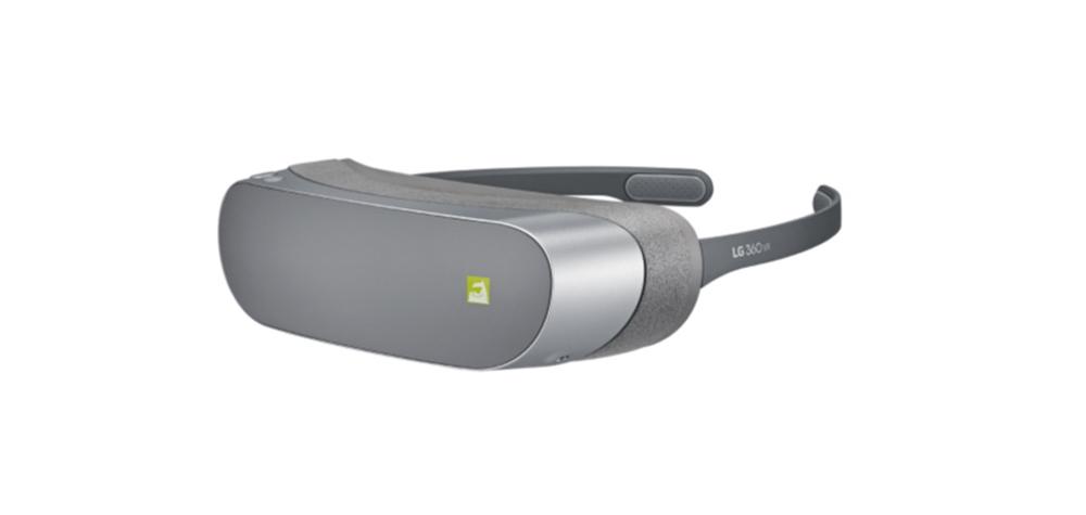 Le LG 360 VR
