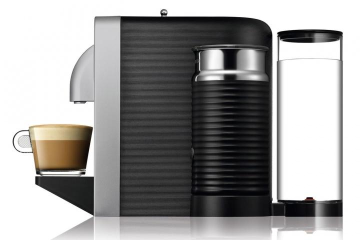 prodigio la cafeti re connect e de nespresso. Black Bedroom Furniture Sets. Home Design Ideas