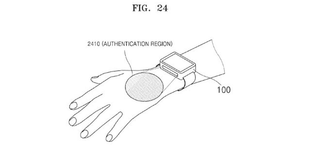 Une image du brevet montrant le dispositif