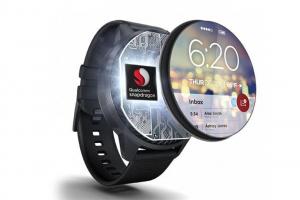 Une smartwatch sous Snapdragon Wear 2100