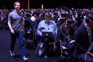 Mark Zuckerberg au MWC