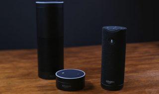 Amazon Echo Tap et Echo Dot