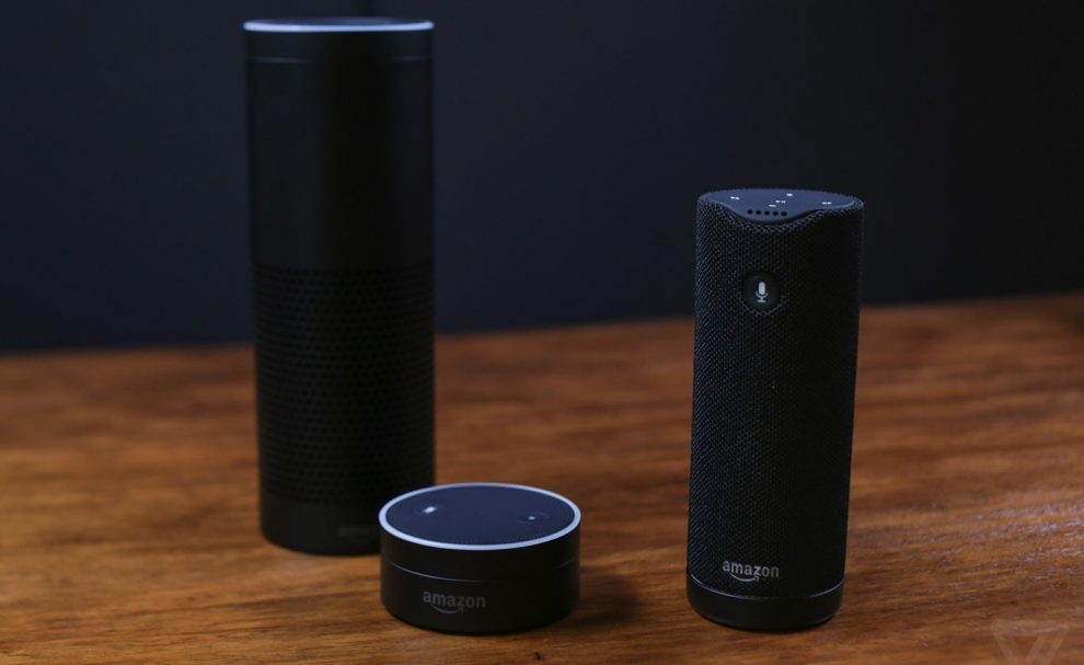 Amazon Echo Tap et Echo Dot