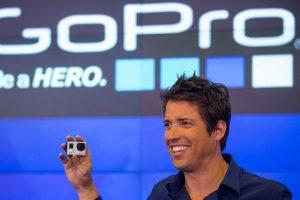 GoPro Fondateur