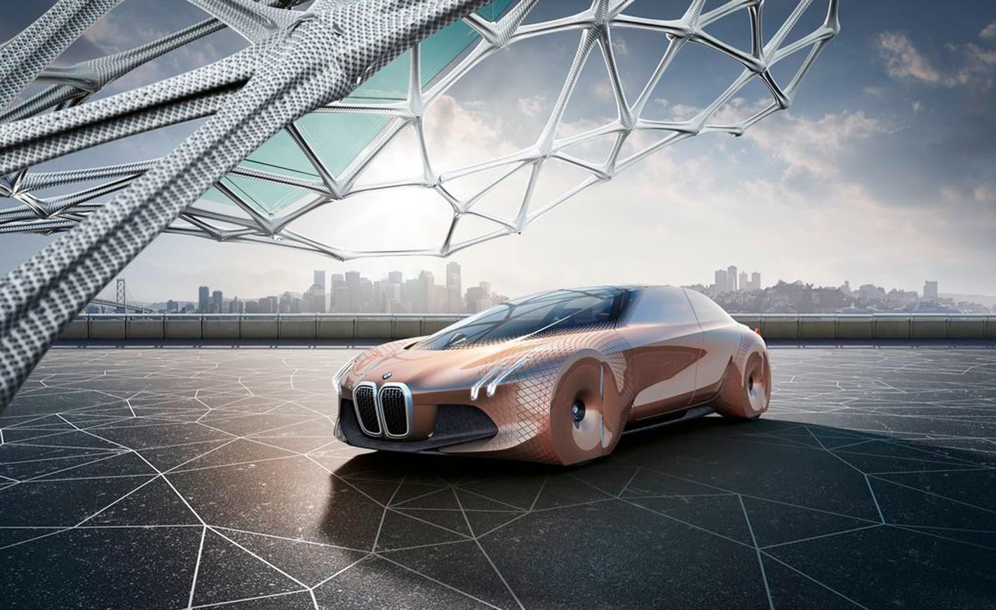 Le concept-car de BMW