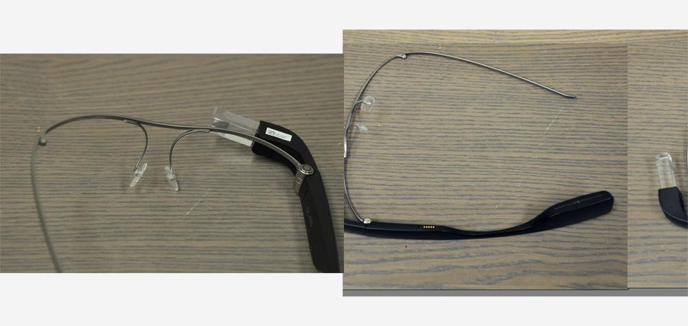 Les nouvelles Google Glass sur eBay