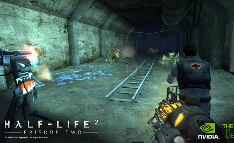 Half-Life 2 en réalité virtuelle