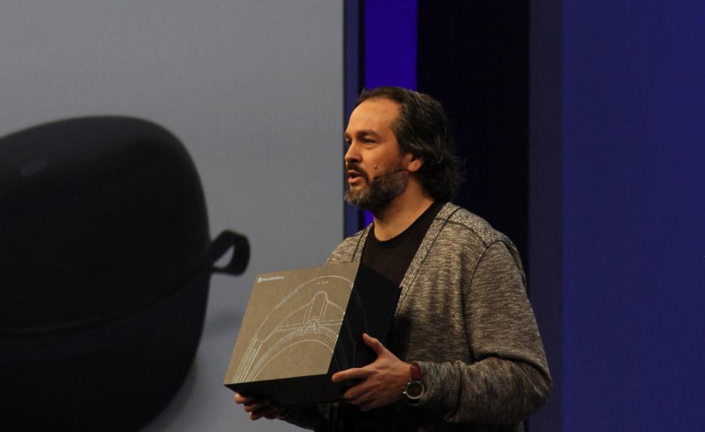 Le kit développeur du HoloLens