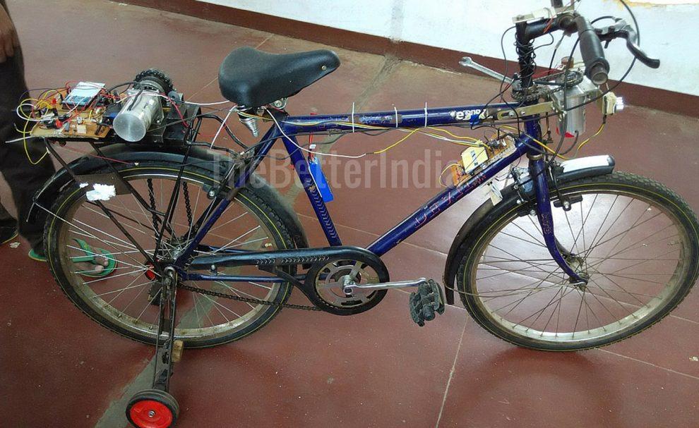 Le i-Bike