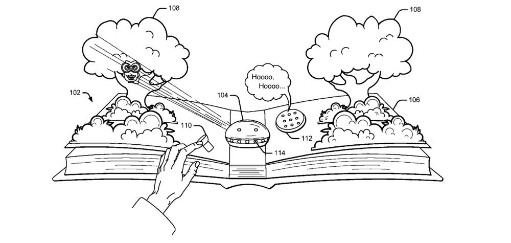 Le livre interactif en réalité augmentée de Google
